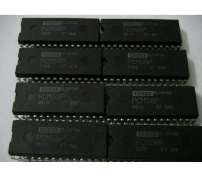Burr Brown PCM58P DAC IC DIP28