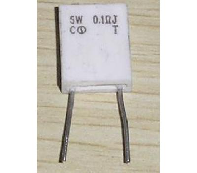 Top Grade Japanese NOBLE 0.1/5W Resistor (5 pcs)