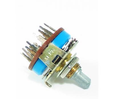 ALPS 4-to-1 Ways Sealed Selector Switch (4 Channel)