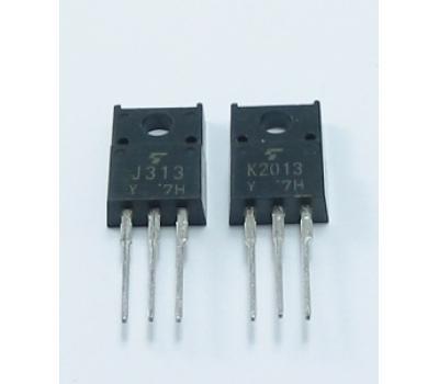 Toshiba Mosfet 2sk2013 2sj313 Pair 2 10r1b Transistor
