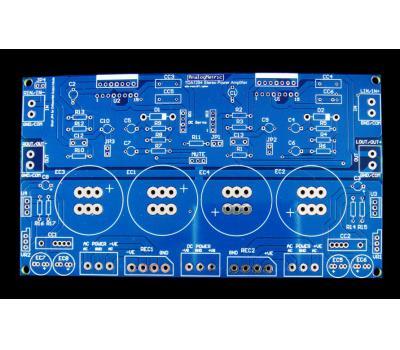 TDA7294 80W+80W Power Amplifier Kit Stereo BTL PCB_Bare