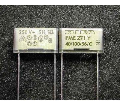 RIFA PME271Y 10nf 250V Metalized Paper Capacitor