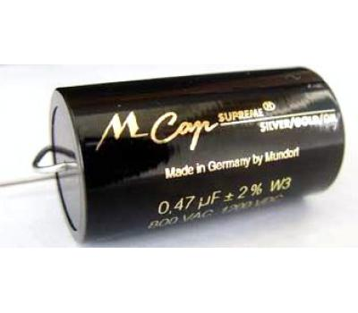 M-Cap 0.1uF 1200v Silver/Gold/Oil Capacitor