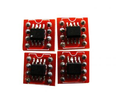 AD712JR SOIC to DIP Adaptor Module x1