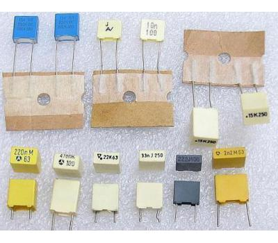 1nf 1000nf Film Capacitors Others Capacitor Analog