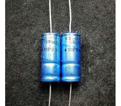 Philips 470uF 25V Electrolytic Capacitor