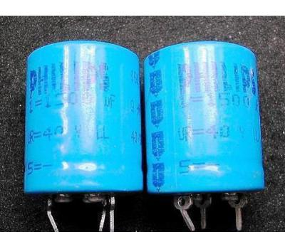 Philips 1500uF 40V Electrolytic Capacitor