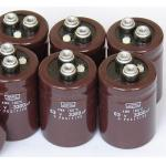 Nippon Chemi-con 3300uF 63V Electrolytic Capacitor