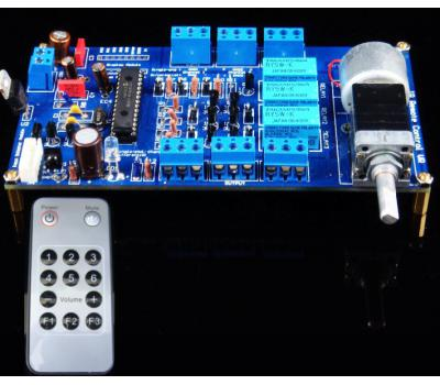 ALPS IR Remote Control Volume Kit (100K) (6 channels)