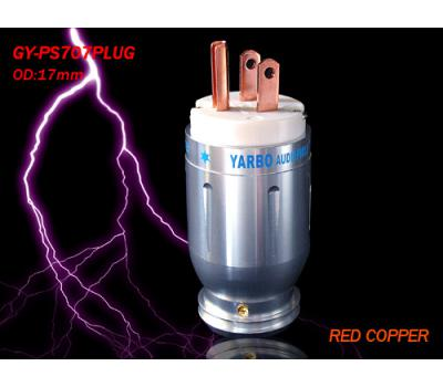 Yarbo GY-PS707PLUG Pure R-Copper Pole US Power Plug