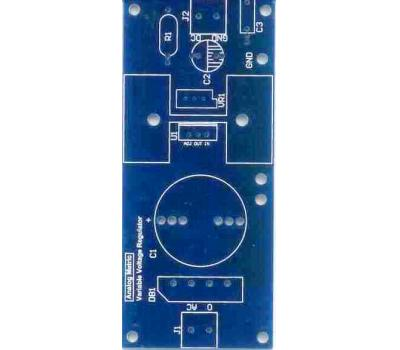 LV30 Variable Voltage Regulator PCB