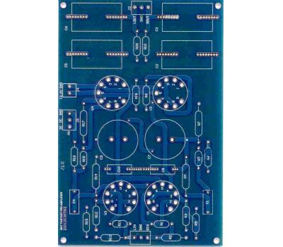 Mat Fantasy Preamplifier PCB (Stereo)