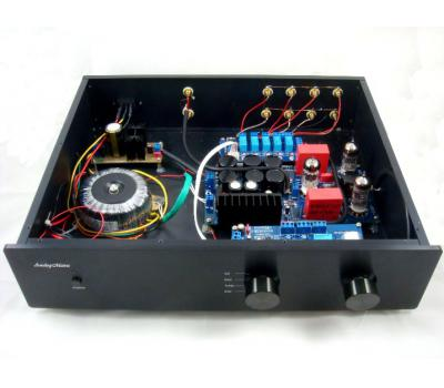 Analog Metric GG Preamplifier (Stereo)