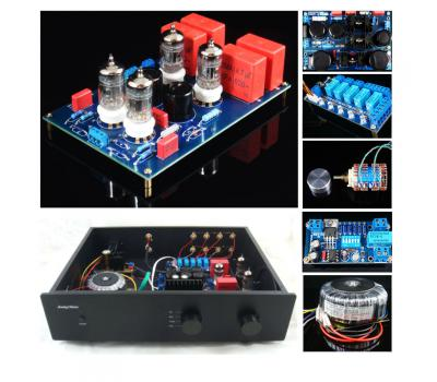 Mat S1 Preamplifier Complete Kit (Stereo), Mod Based on Matisse Fantasy