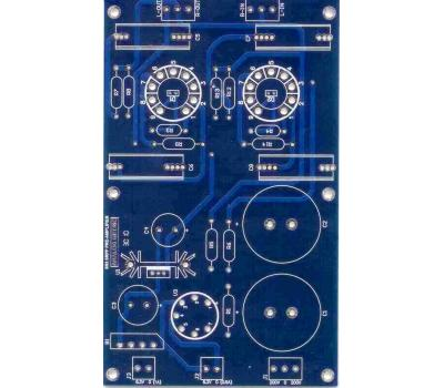 6N3 SRPP Preamplifier PCB (Stereo)