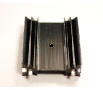 TO22 Aluminum Heat Sink Medium 33.7(L)x11.6(W)x40(H)mm