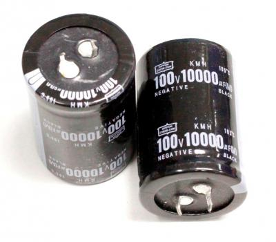 Nippon Chemi-con 10000uf 100V Electrolytic Capacitor