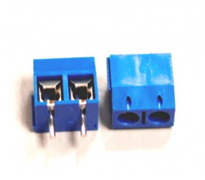 KF301-2P 2-Pin Blue Connector