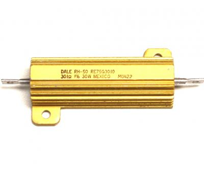 Dale Resistor 5W with Aluminum Heat Sink