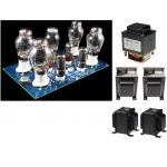 2A3 PP Push-Pull Tube Amplifier 15W Complete Kit (Stereo)