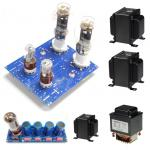 2A3 SE S1 Tube Amplifier 5+5W Complete Kit (Stereo)