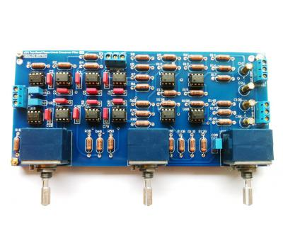 CF2 Two Band Phase-linear Crossover Filter (Stereo)