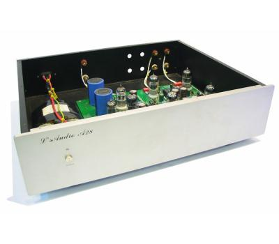 CT3 (12AX7) MM MC Phono Preamplifier (Stereo)