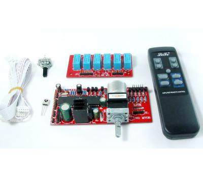 MV04 4 Channel ALPS IR Remote Control Volume & Input Selection Module